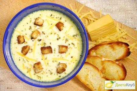 сырный суп пюре, как приготовить сырный суп пюре