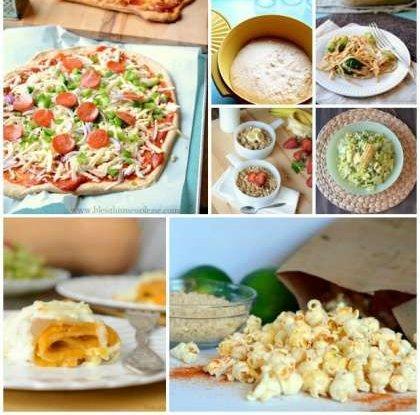 Горячие блюда новый год 2017 рецепты с фото простые и вкусные