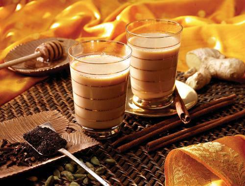 Чай с молоком при похудении