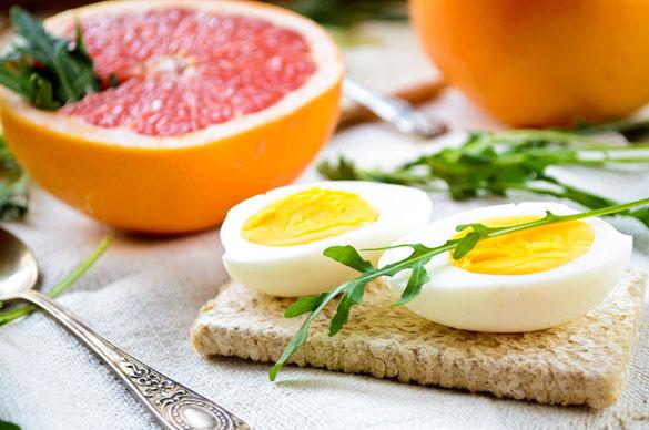 Диета яйца и грейпфрут: белок в диете - что это такое?