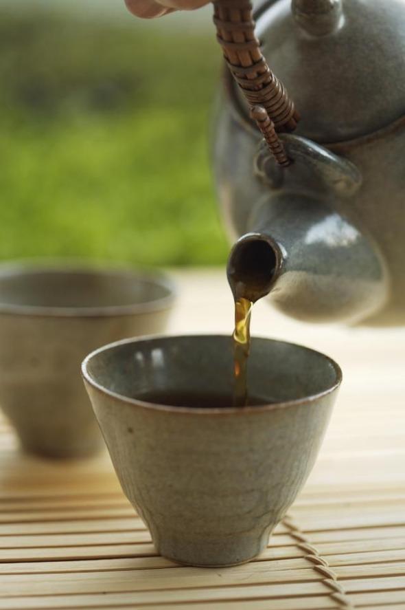 чай для похудения и очищения кожи